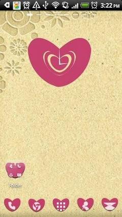 Go Launcher Love