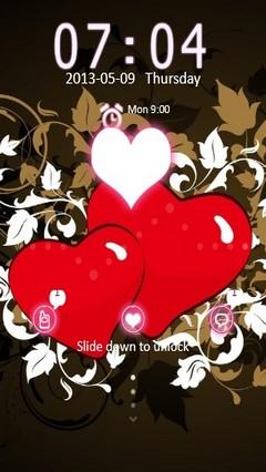 Red Hearts Locker