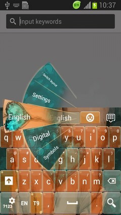 Digital Love Keyboard