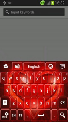 Heart Core Keyboard