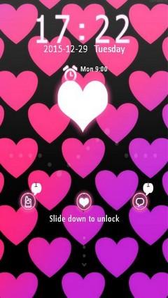 Hearts goLocker