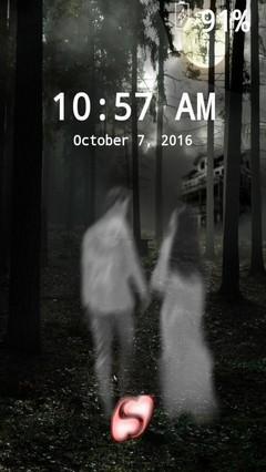 Ghost Love Locker
