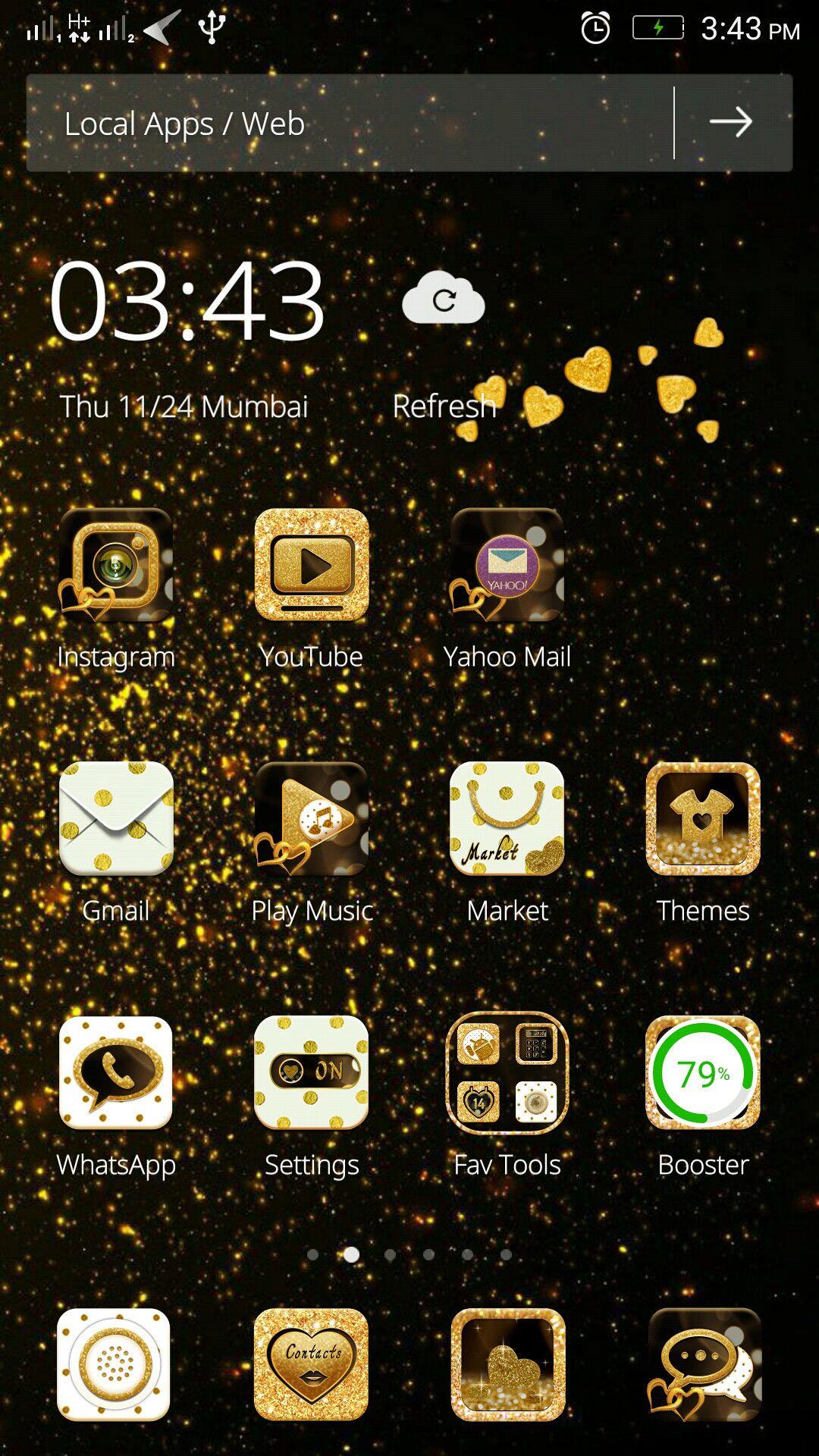 launcher theme 208407990 release