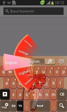 Girly Cancer Keyboard