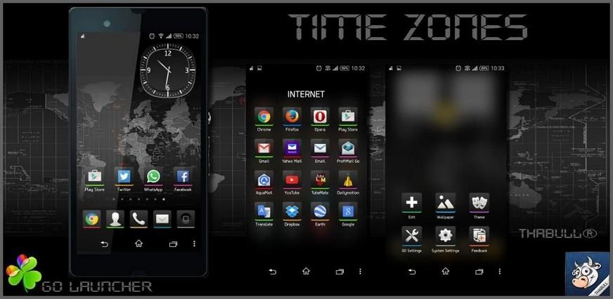 TimeZones G by ThaBull