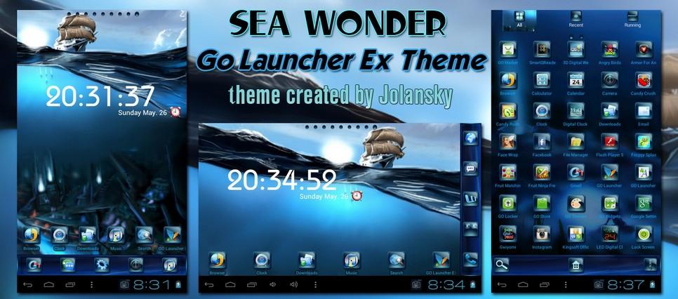 Sea Wonder LOT 28