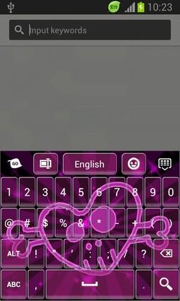 GO Keyboard Emo Punk