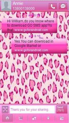 gosmspro pink heart