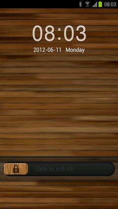 Wood GoLocker