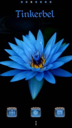 Xperia blue