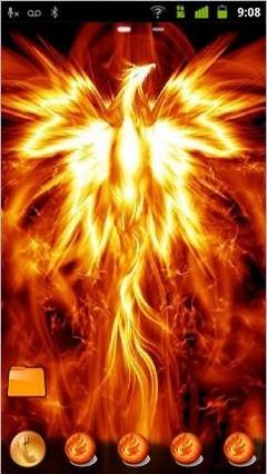 Phoenix Fire Theme