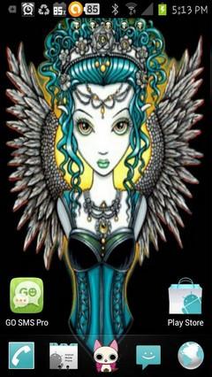 goddess fairy