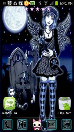grave fairy