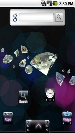 Diamond Theme Luxury