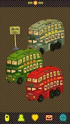 bus Theme GO Launcher EX