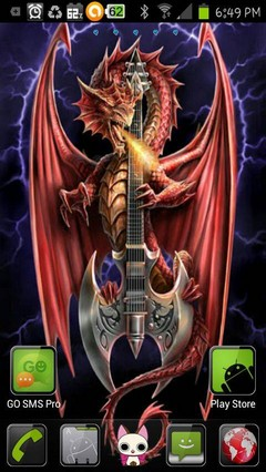 dragon chord