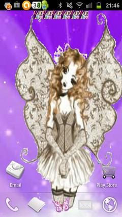 grey fairy