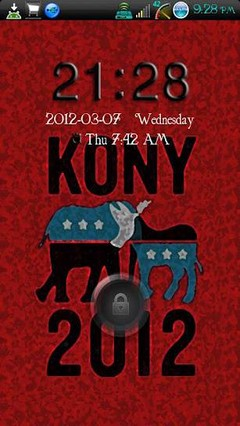 Go Locker Kony 2012
