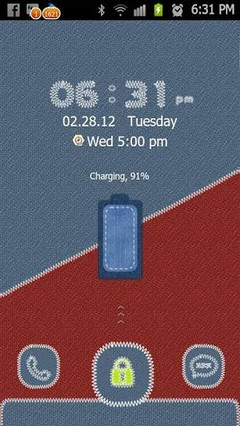Cloth Go Locker Theme