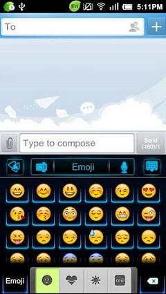 GO SMS Emoji 1 3