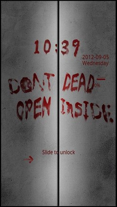 Dead Inside Go Locker Theme