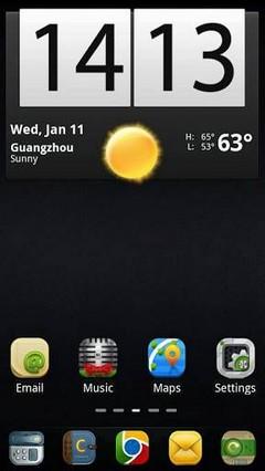 G-UI Go Launcher EX Theme