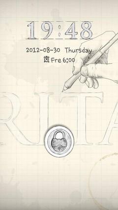 Rita Go Locker Theme