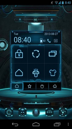 Technology Toucher Pro Theme