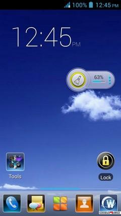 Blue Sky Launcher