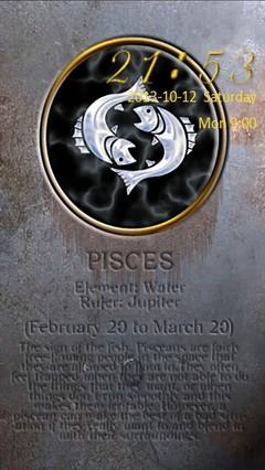 Pisces Zodiac Go Locker