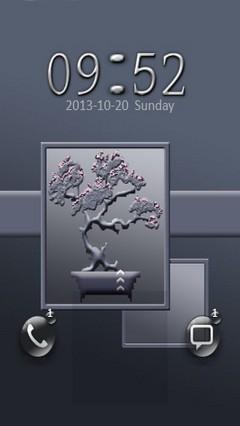 Bonsai Tree Go Locker