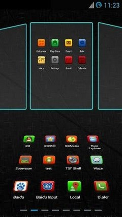 ColorBox Next Launcher Theme
