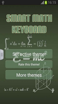 Smart Math Keyboard