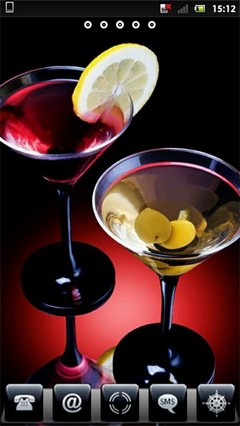 Cocktails theme 365
