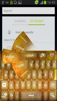 Steampunk Keyboard GO