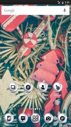 Pexels photo xmas ADW Launcher Theme