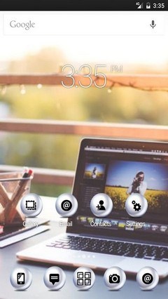 Pexels photo arts Apex Launcher Theme