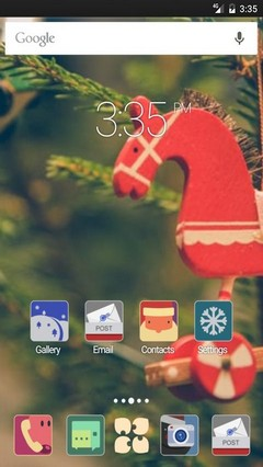 Pexels photo horse GO Launcher Theme