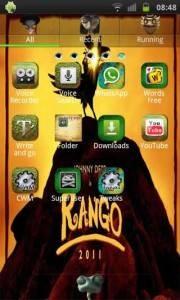 Rango Go Launcher EX
