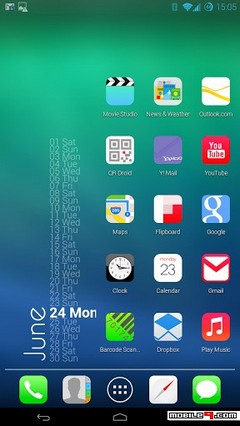 iOS 7 Theme HD Concept 8 in 1 MULTI