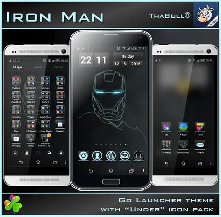 IronMan G by ThaBull