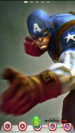 GO Captain America