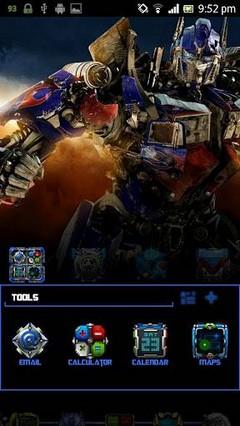 Transformers Autobots Theme v1.0