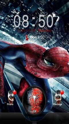 Spiderman Locker