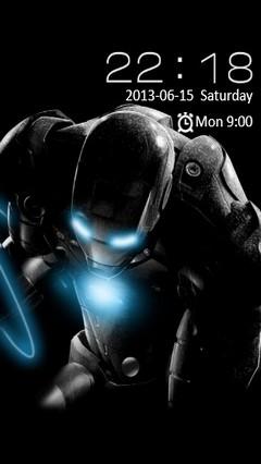 Iron Man Locker