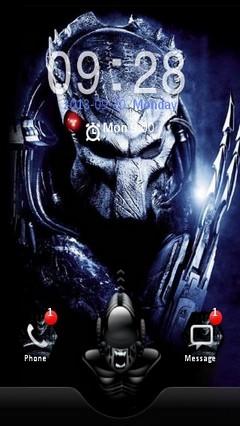 Alien vs Predator Locker