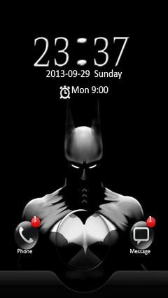 Batman Go Locker