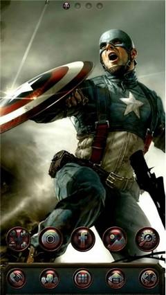 Captain America (ATC 13)