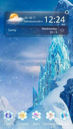 The Snow Queen ELSA Theme
