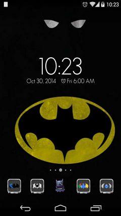 Dark knight -Batman Icon pack